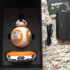 Other - BB-8 robot toy